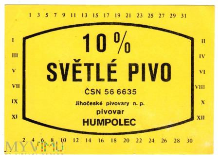 10% SVĚTLÉ PIVO