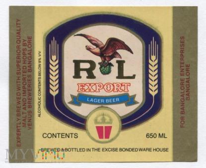 Bangalore, RL export