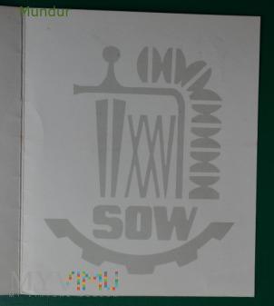 Duże zdjęcie Dyplom z okazji XXV SOW