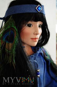 Indianka Pocahontas