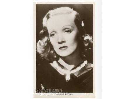 Marlene Dietrich Picturegoer nr 1162b