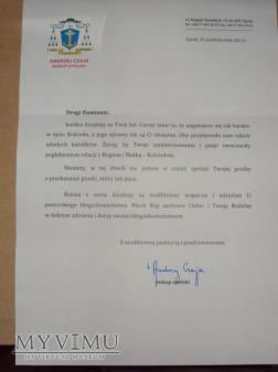 J. E. ks. bp Andrzej Czaja