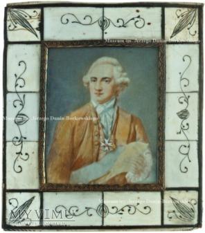 Miniatura - Stanisław August Poniatowski (?)
