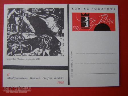 15. Biennale Grafiki Kraków 68