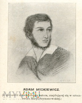 Mickiewicz Adam - poeta