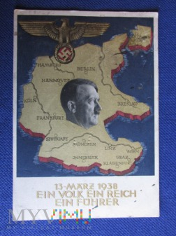 Aneksja Austrii-karta WHW