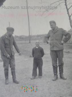 niemieccy żołnierze w Bułgarii