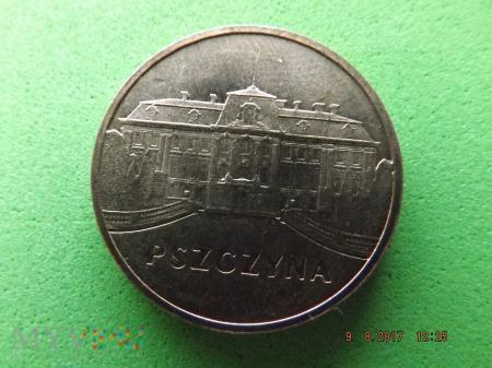 Polska 2 złote, 2006 PSZCZYNA