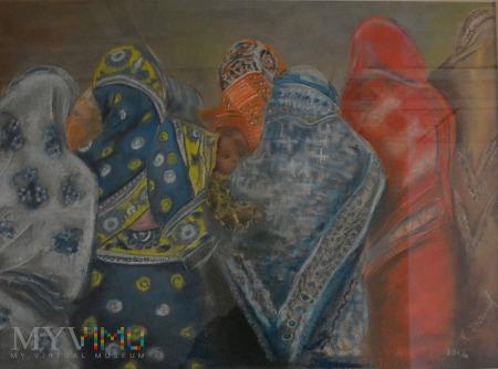Krystyna Ptaszek - Kobiety z Zanzibaru