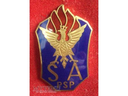 Absolwentka - SA PSP