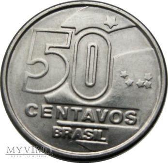 50 Centavos, 1989 rok.