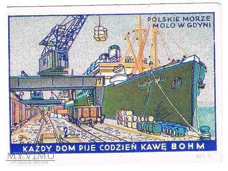 Bohm - 4x04 - Molo w Gdyni