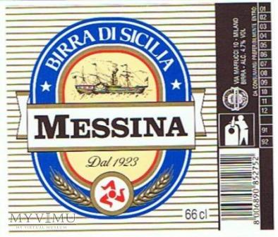 birra de sicilia messina