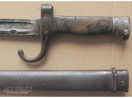 bagnet 1892 II - używany w WP