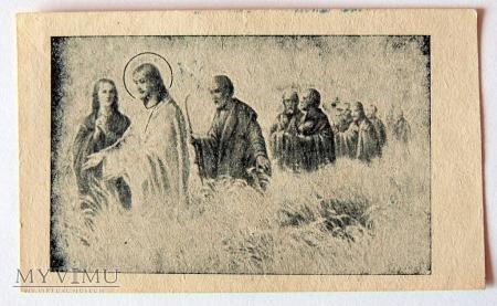 Pan Jezus z uczniami, Ks. Eryk Janik