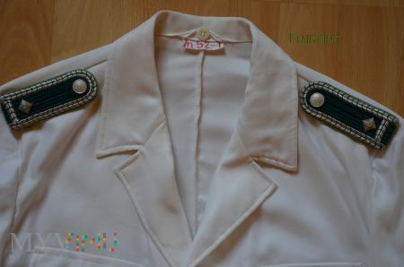 Volkspolizei - biały letni mundur
