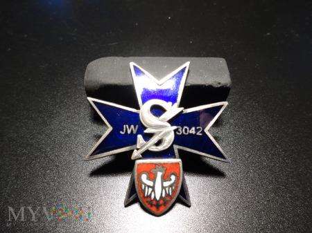 J.W. 3042 - jednostka nasłuchowa; numerowana