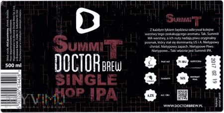 Doctor Brew, summit