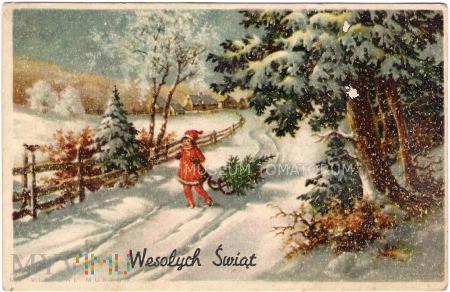 Wesołych Świąt - 1937