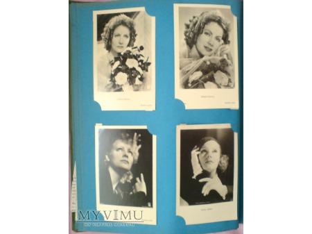 Album Okładka Marlene Dietrich Greta Garbo 10