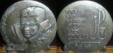044.PONURY - Major Jan Piwnik. Wersja
