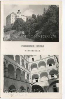 Pieskowa Skała składanka - lata 50-te XX w.