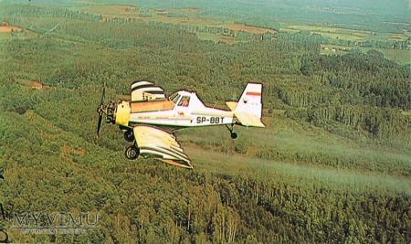 PZL M-18 Dromader, SP-BBT