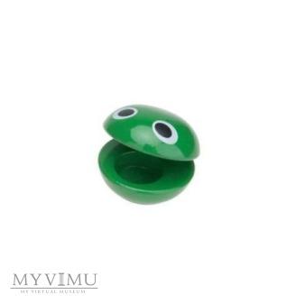 Dziadek do orzechów - żaba