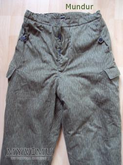 Mundur polowy zimowy-Felddienstuniform Winter Hose