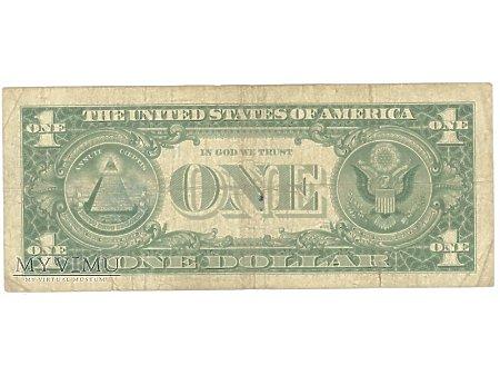 1 USD 1957