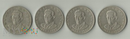 Polska 20 złotych, Marceli Nowotko