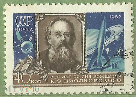 Konstantin Eduardowicz Ciołkowski