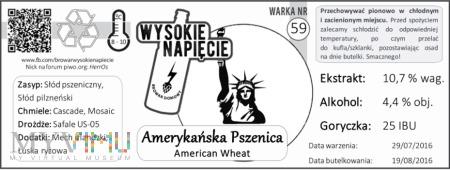amerykańska pszenica