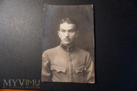 Duże zdjęcie Portret Żołnierza około 1915r.