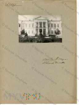 Narowla - pałac Horwattów