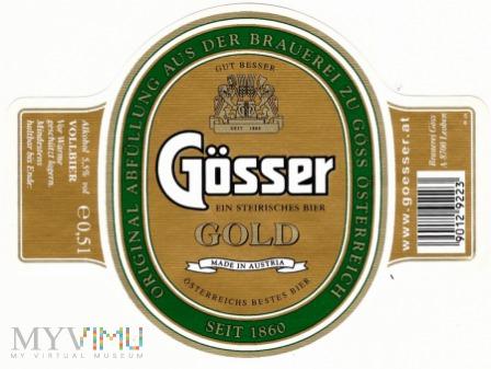 Gosser gold