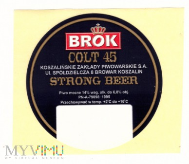 COLT 45 Strong Beer