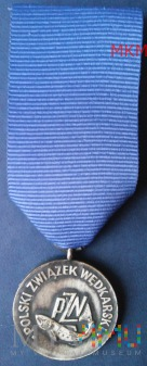 Srebrny Medal PZW Mistrzostwa koła