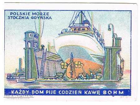 Bohm - 4x06 - Stocznia Gdyńska