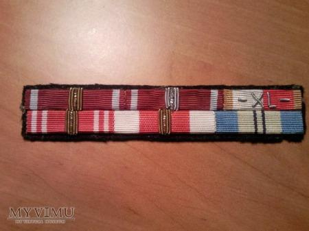 Baretki medalu UNEF II