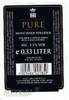 hb münchner bier pure