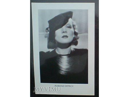 Marlene Dietrich Marlena lata 30-te