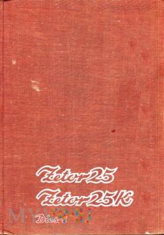 Zetor 25- Instrukcja