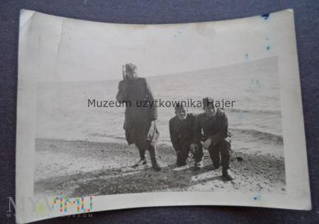 Zdjęcie żołnierzy Karabin Mosin
