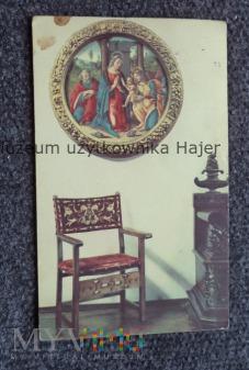 KRAKÓW . Wawel - Fragment Sali Turniejowej - obraz