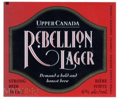 Rebellion Lager