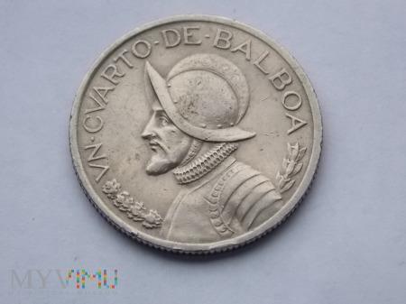 1/4 BALBOA - 1993 - PANAMA