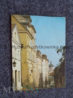 WARSZAWA Ulica Brzozowa