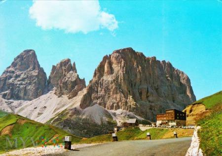 Duże zdjęcie Passo Sella