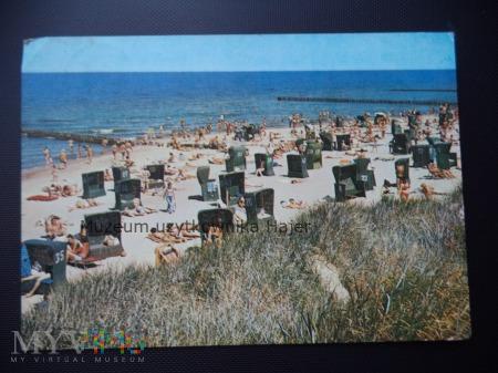 MIELNO Plaża nad Bałtykiem